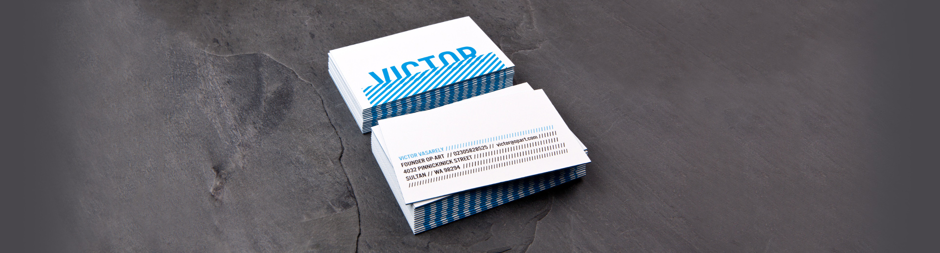 Luxe Business Cards – Elishee